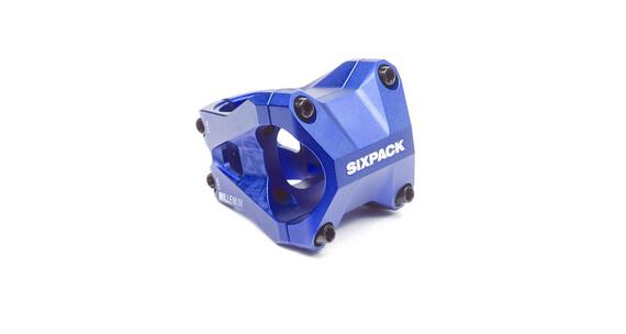 Sixpack Millenium-35 Vorbau blue
